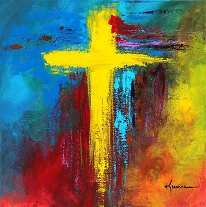 The Way To The Cross by Julia Marks