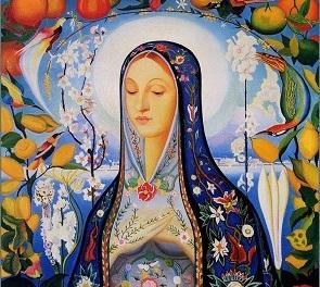 Hildegard de Bingen, An Early Vision
