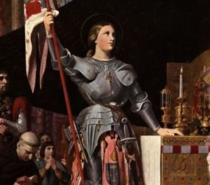 Joan of Arc—Breaking the Mold Julia Marks