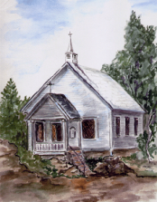 The Chapel By The Lake Julia Marks