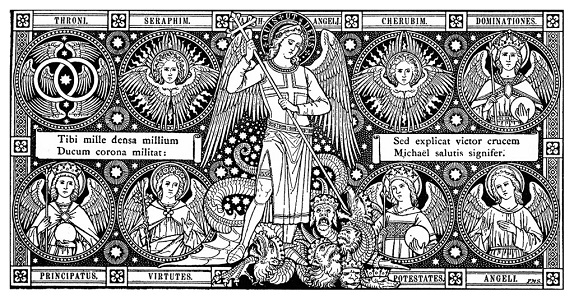 ANGELS: The Choirs of Angels by Hildegard of Bingen – The Value of