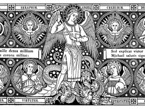 The Choirs of Angels by Hildegard of Bingen
