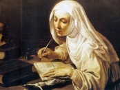 Catherine of Siena (Six Poems)