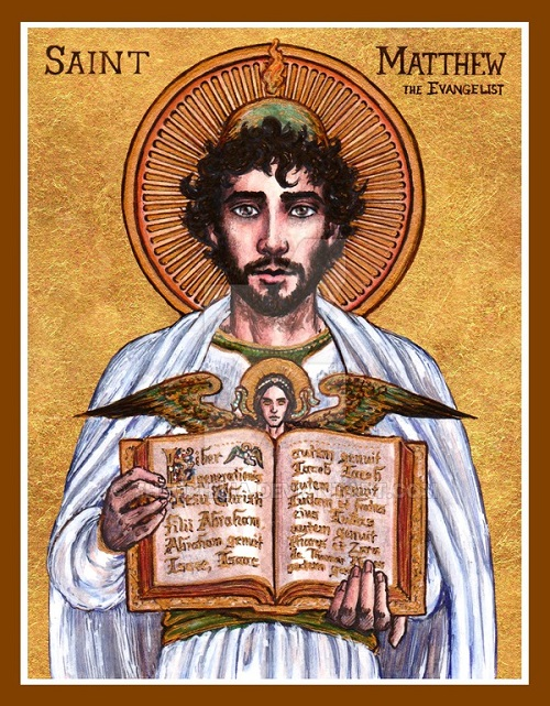 Feast of St. Matthew