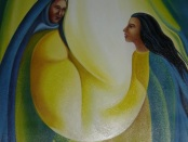 The Evening Of The Visitation, by Thomas Merton
