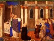 Early Mass, by Thomas Merton