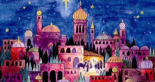 Bethlehem by Annie Dillard