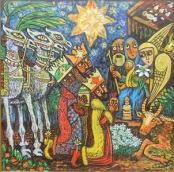 The Journey of the Magi by T. S. Eliot
