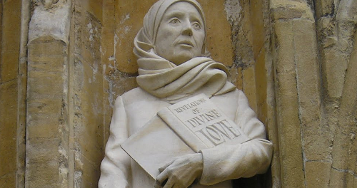Julian of Norwich author