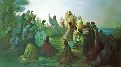 SCRIPTURE: The Poor In Spirit