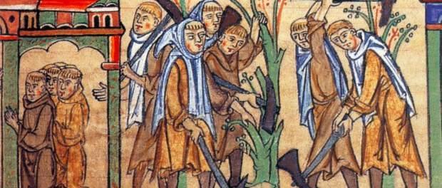 trappists working thomas merton