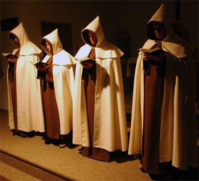 program for monks thomas merton