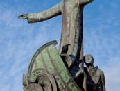 Saint Brendan And The Crystal Pillar by John Carey