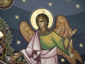 For God Has Given The Angels Charge Of You To Guard You In All Your Ways On (Psalm 90:11), by Bernard of Clairvaux