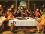 POETRY: The Last Supper Of Jesus
