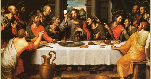 POETRY: The Last Supper Of Jesus