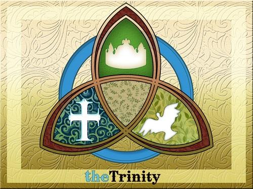 holy trinity thomas merton