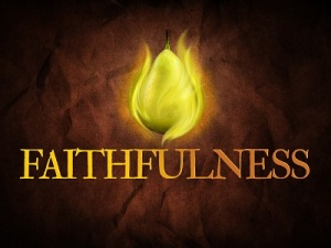 Faith Or Faithfulness Dennis Ngien
