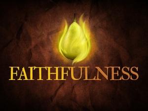 Faith Or Faithfulness Dennis Ngien