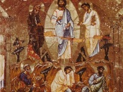 transfiguration pope benedict