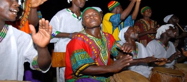 nigerian drums