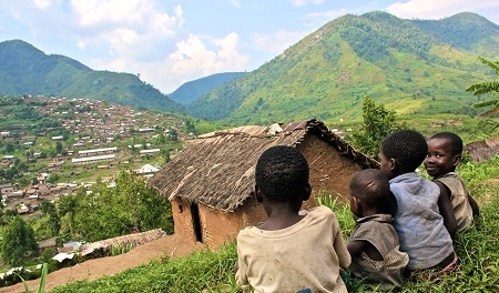 A Prayer For The DR Congo—Part Two, Psalm Of Light
