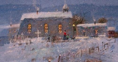 Christmas Ballad by Joseph Brodsky