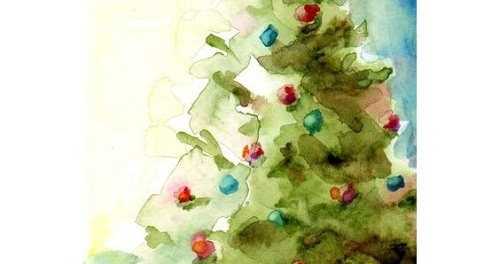 The Christmas Tree by Cecil Day-Lewis
