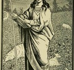 Brigid of Kildare—Queen Of The South