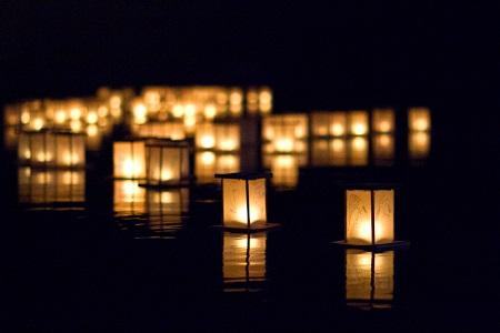 Bright Lights On Dark Nights Max Lucado