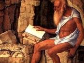 Evagrius Debates Three Demons