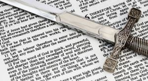 SPIRITUAL WARFARE: Bound Julia Marks
