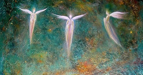 Angels by Maurya Simon