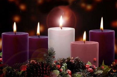 From Darkness To Light—Celebrating Advent by Kate Ristow