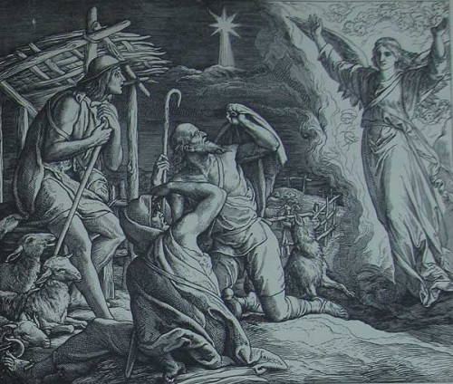 The Vision of the Shepherds