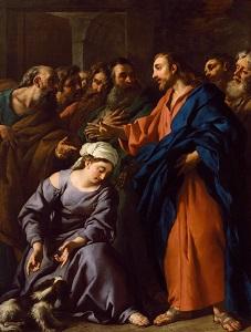 The Canaanite Woman Bede the Venerable