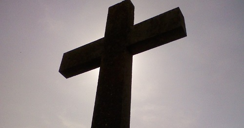 To know the cross