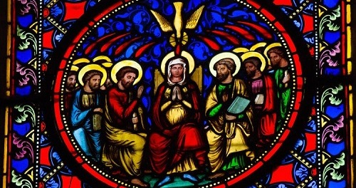 Novena To The Holy Spirit (short)