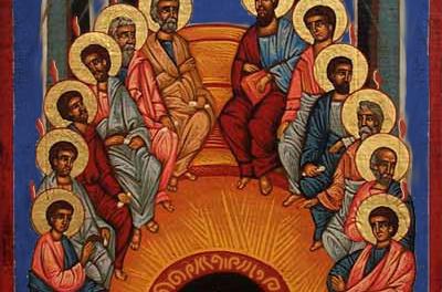PRAYER: Pentecost