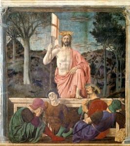 Piero della Francesca The Resurrection