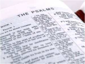Praying The Psalms — Part One Roland E. Murphy