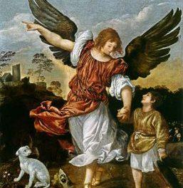 Novena To Raphael The Archangel