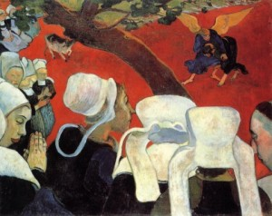 Gauguin: The Vision After the Sermon