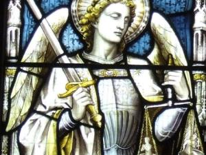 Saint Michael, Archangel Jacques Le Goff