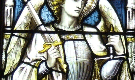 Saint Michael, Archangel Jacques Le Goff