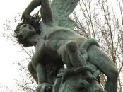 A War In Heaven by David Albert Jones