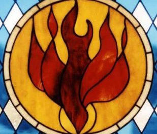 The Prayer Ablaze With The Fire Of Your Spirit