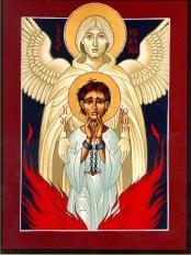 The Grave Angel John-Ray Johnson