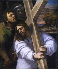 Simon-of-Cyrene-lifts-the-cross-from-Christs-shoulders-collage-2