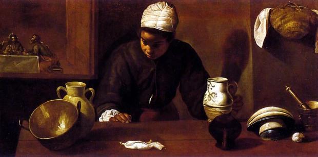 kitchen-scene-with-the-supper-in-emmaus-1618-diego-velazquez